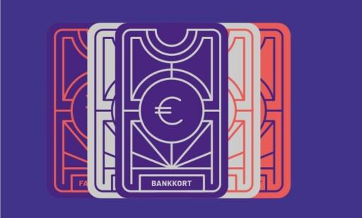 FEM KORT: Disse fem kortene får du utdelt i esken om det er din ide som blir valgt ut.